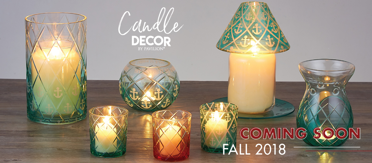 New Fall 2018 - Shop Candle Decor