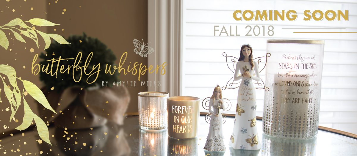 New Fall 2018 - Shop Butterfly Whispers