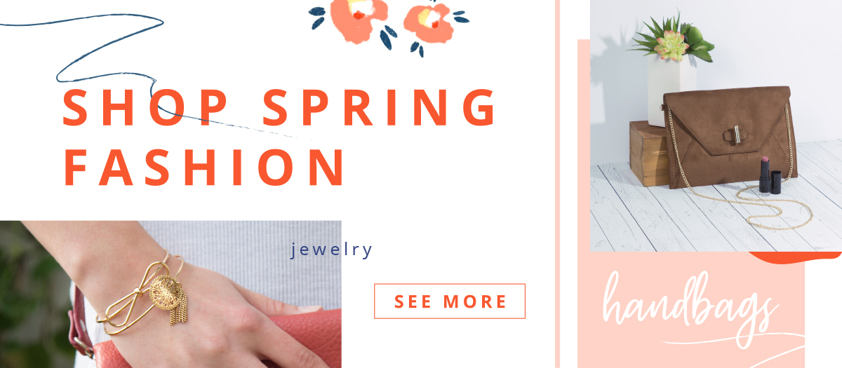 Shop Spring Fashion