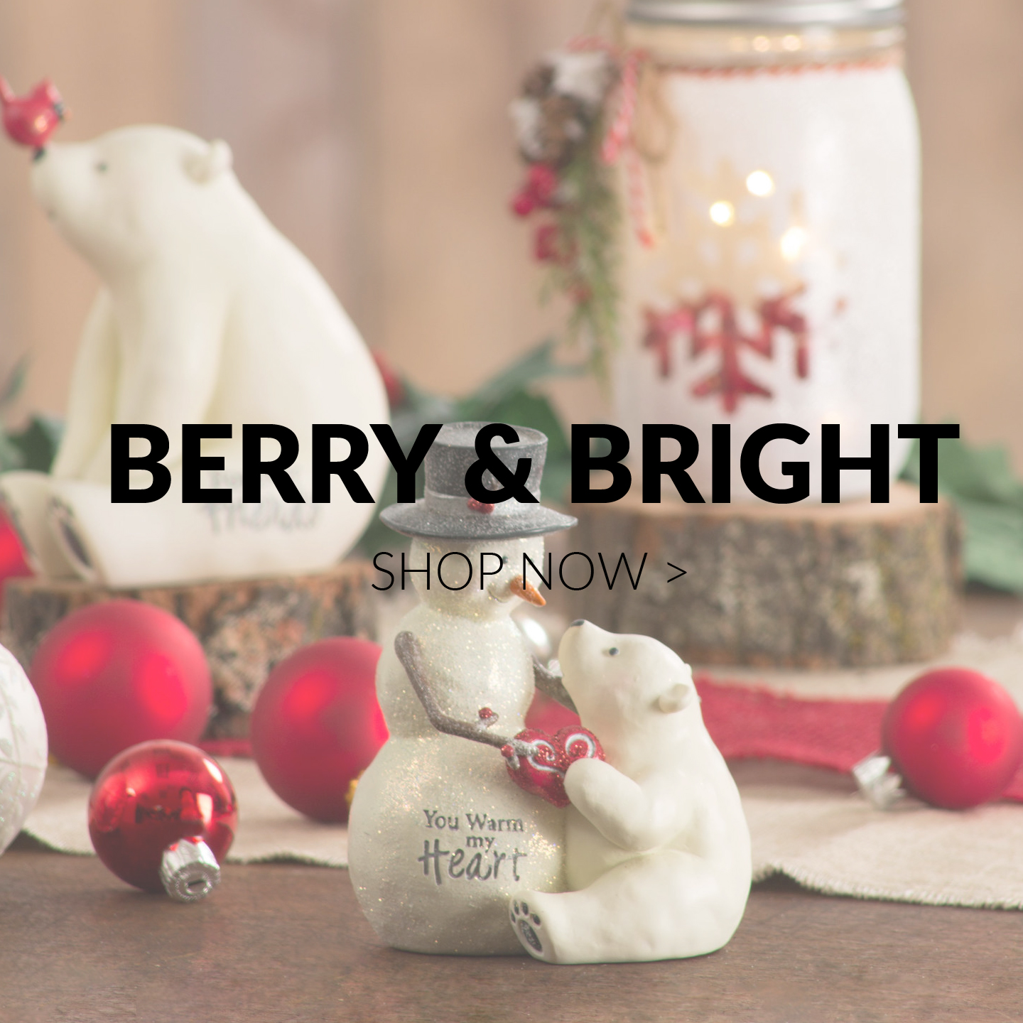 Berry and Bright