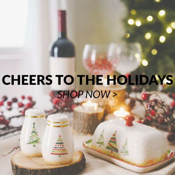 Cheers to the Holidays