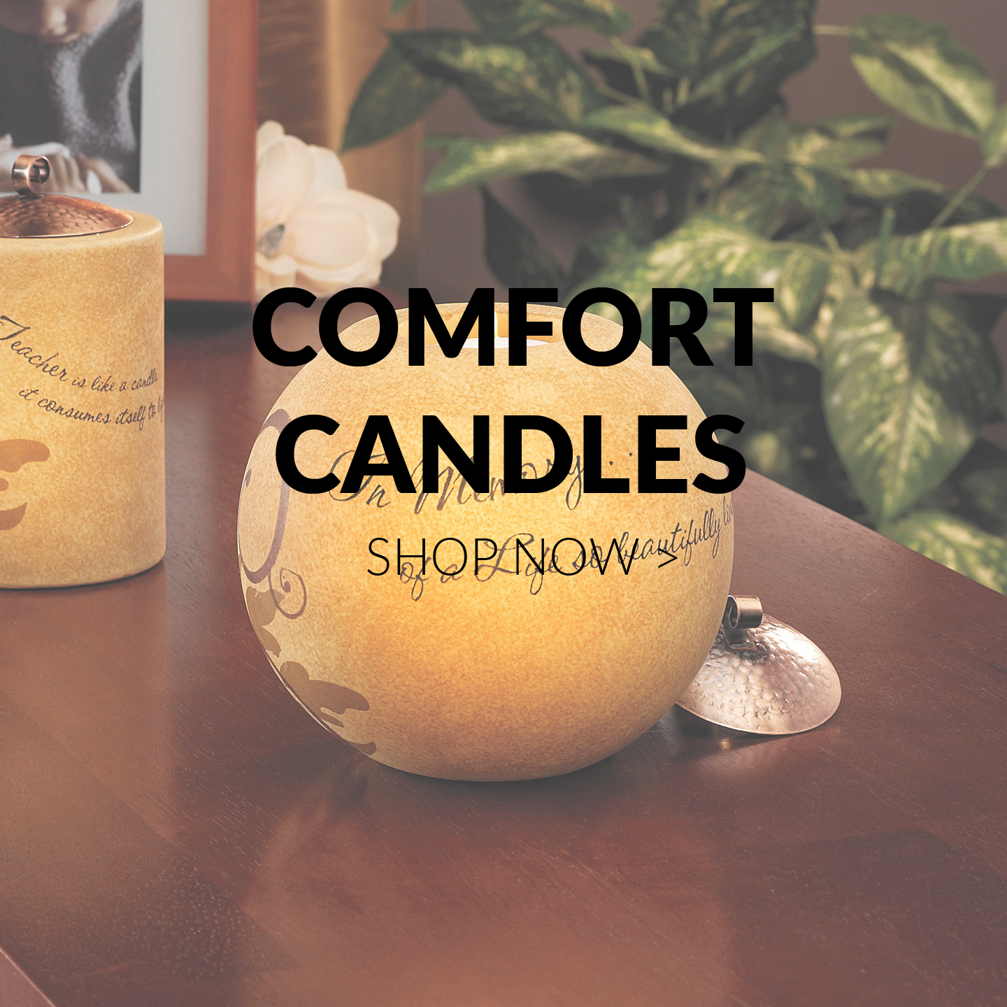 Comfort Candles