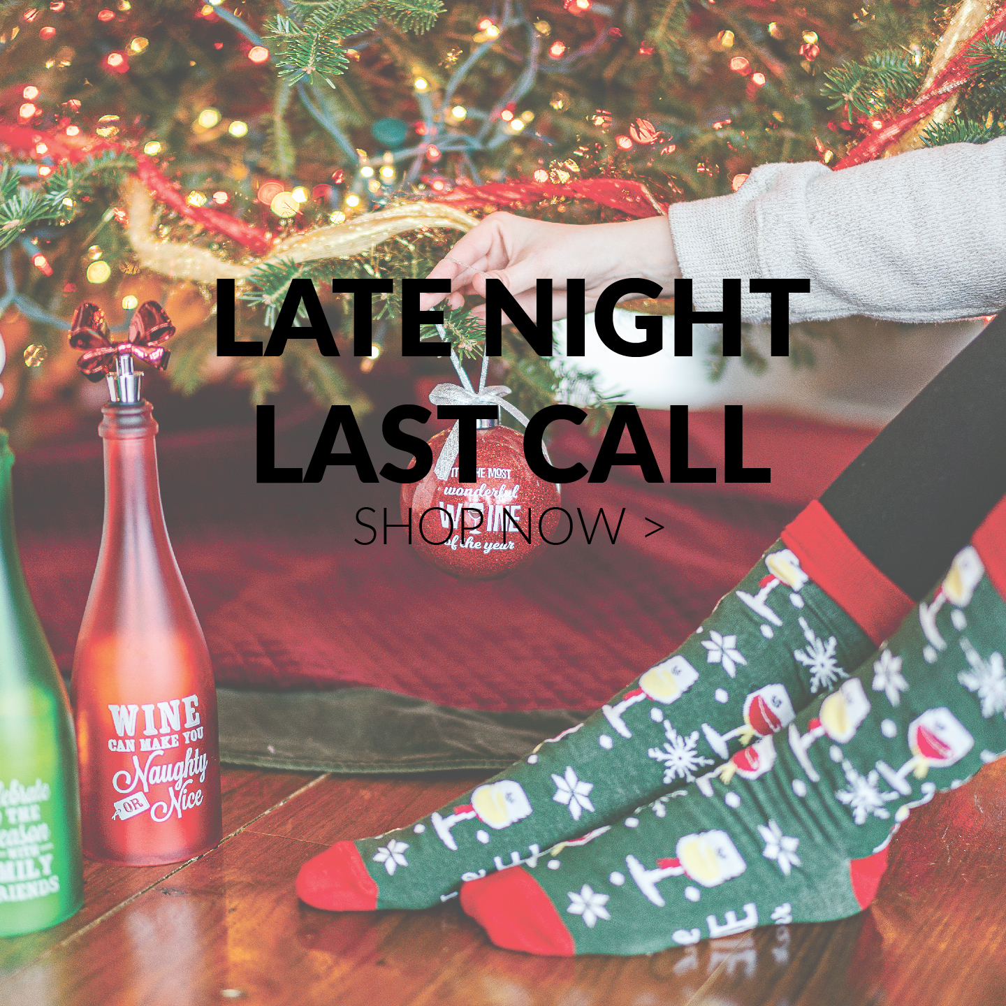 Late Night Last Call