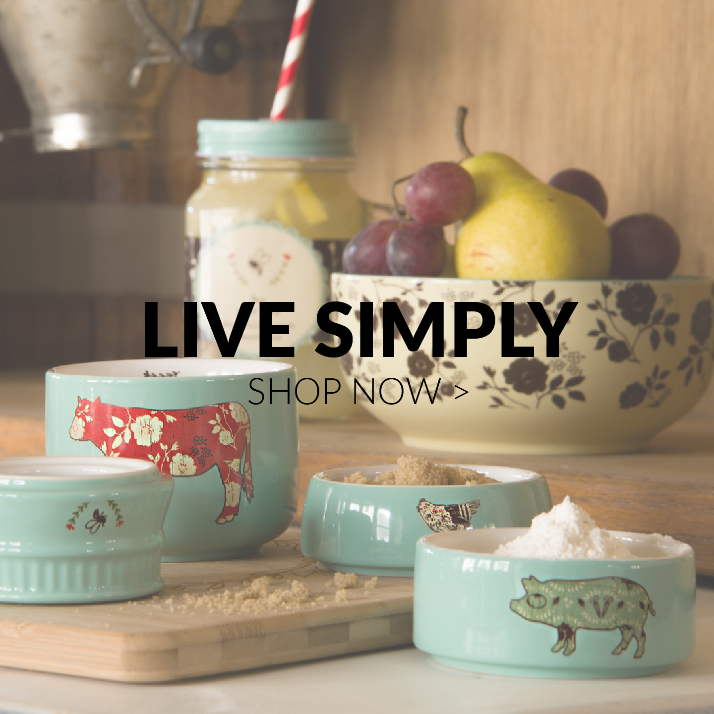 Live Simply by Amylee Weeks