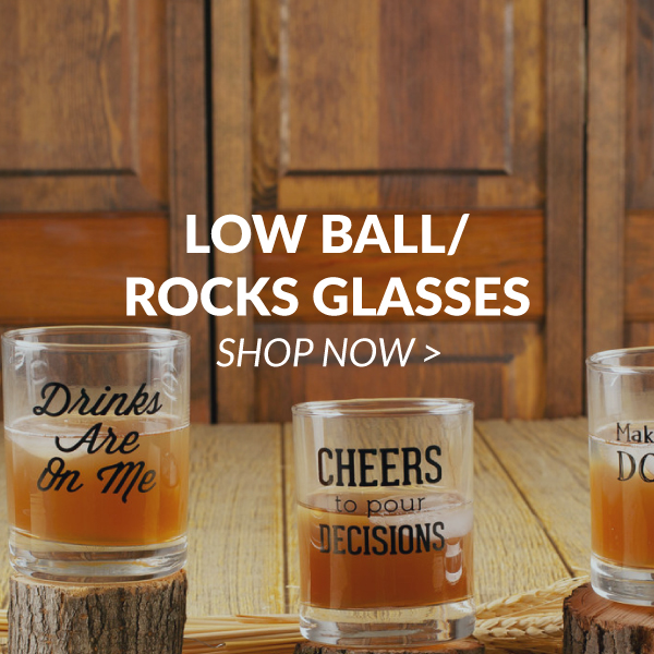Low Ball/Rock Glasses