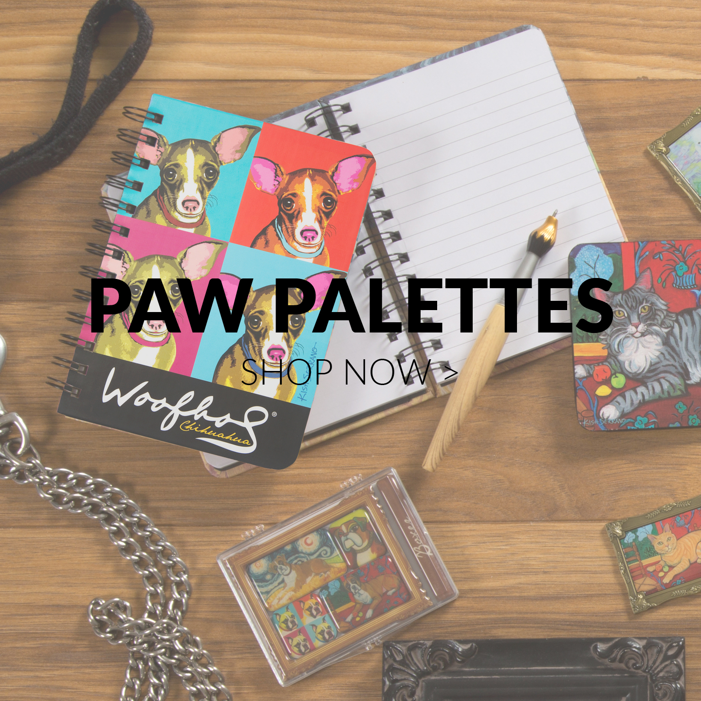 Paw Palettes