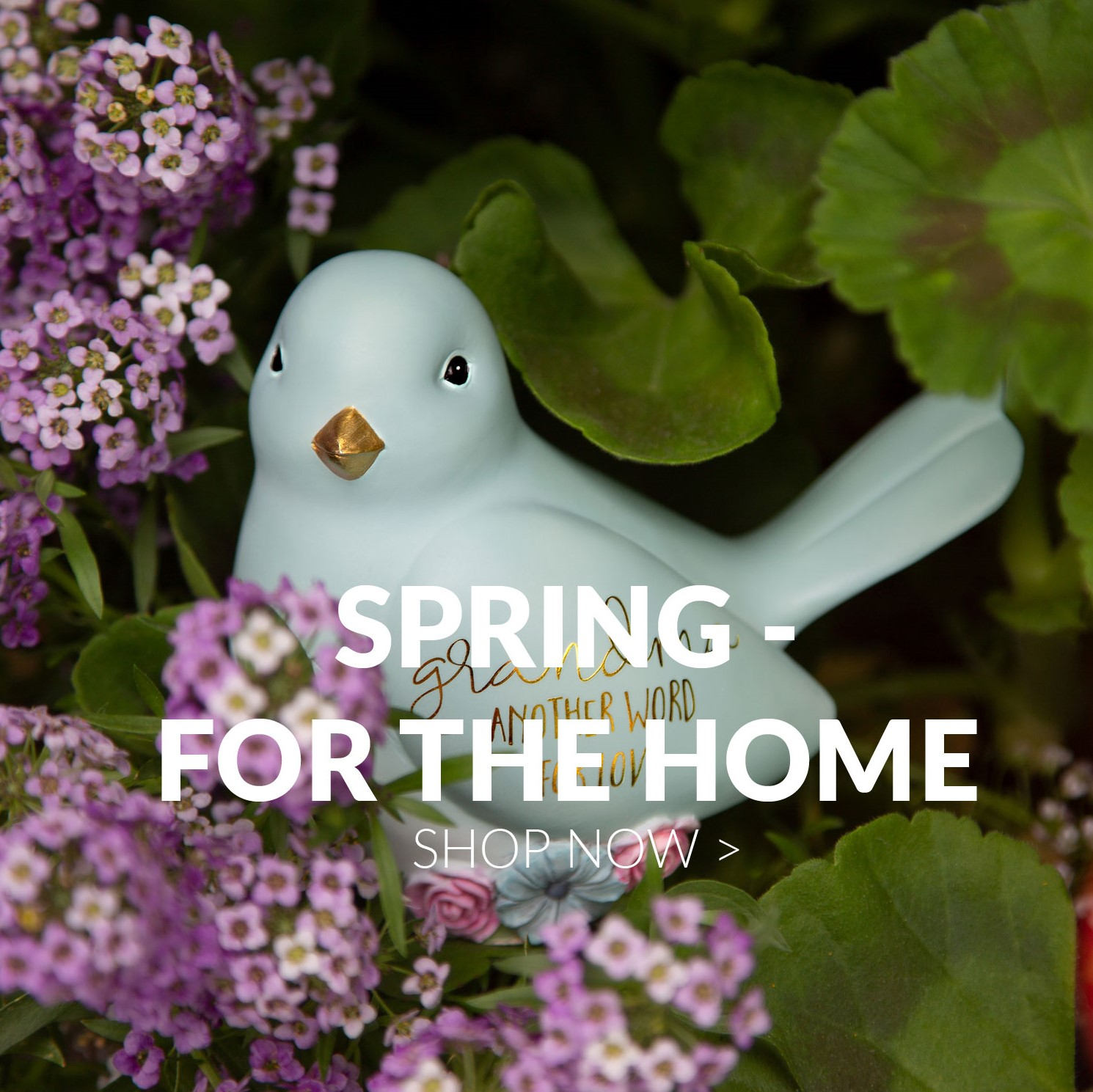 Spring - For The Home