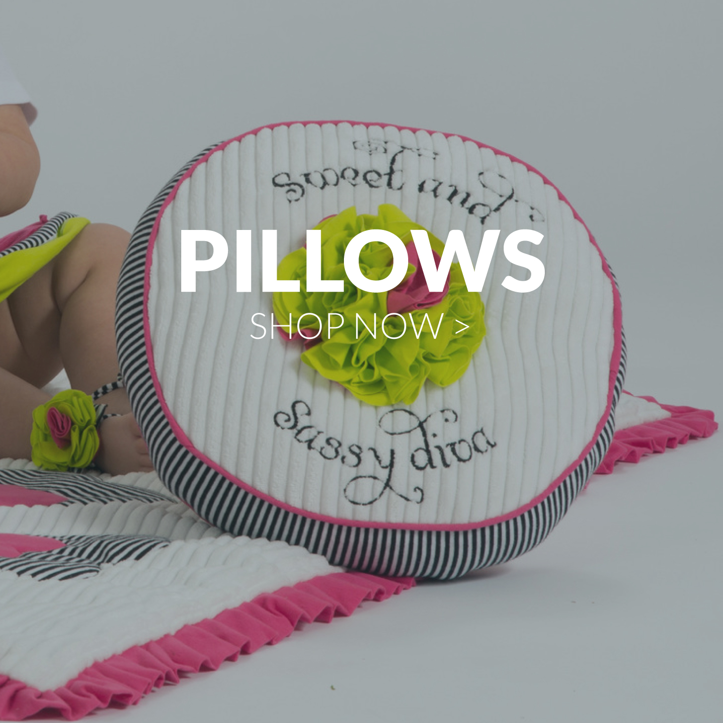 Baby - Bedding - Pillows