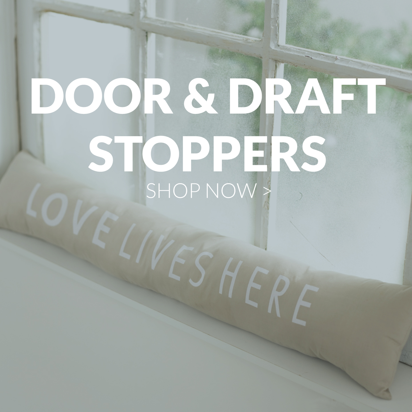 Door & Draft Stoppers