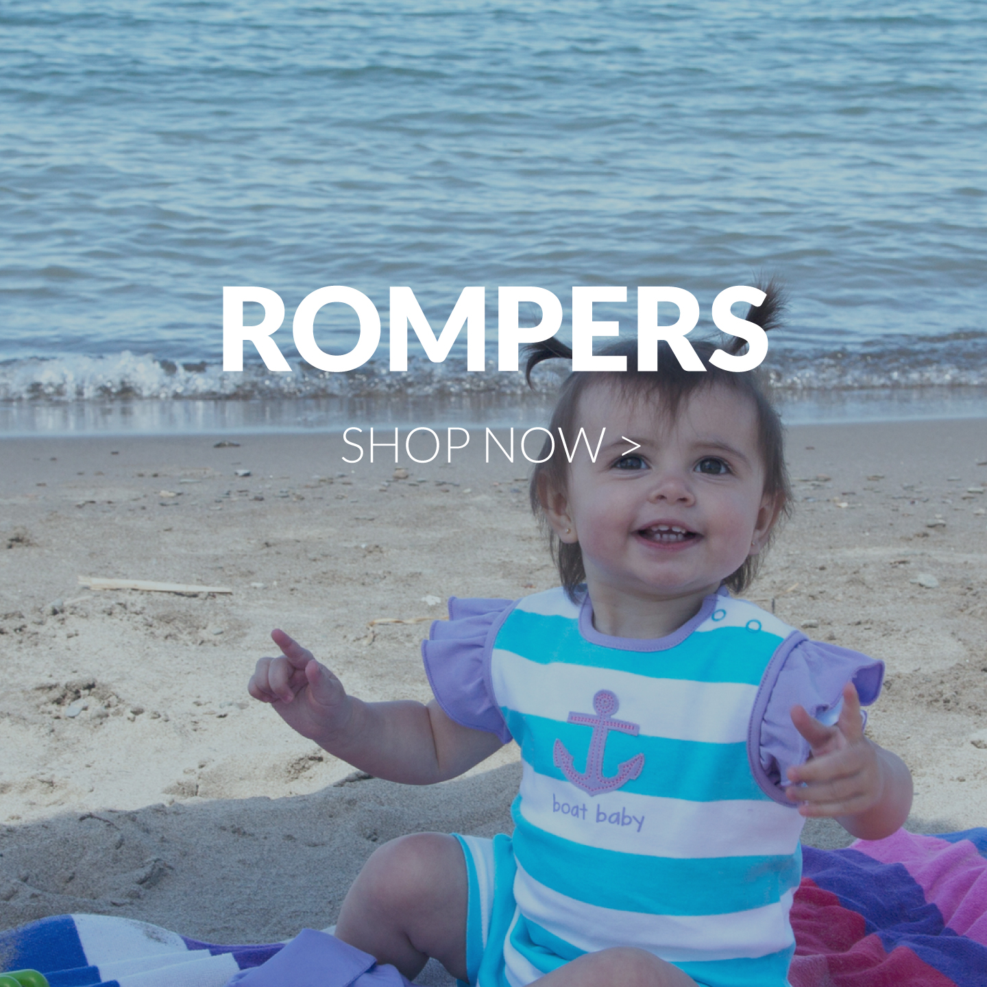 Baby - Apparel - Rompers