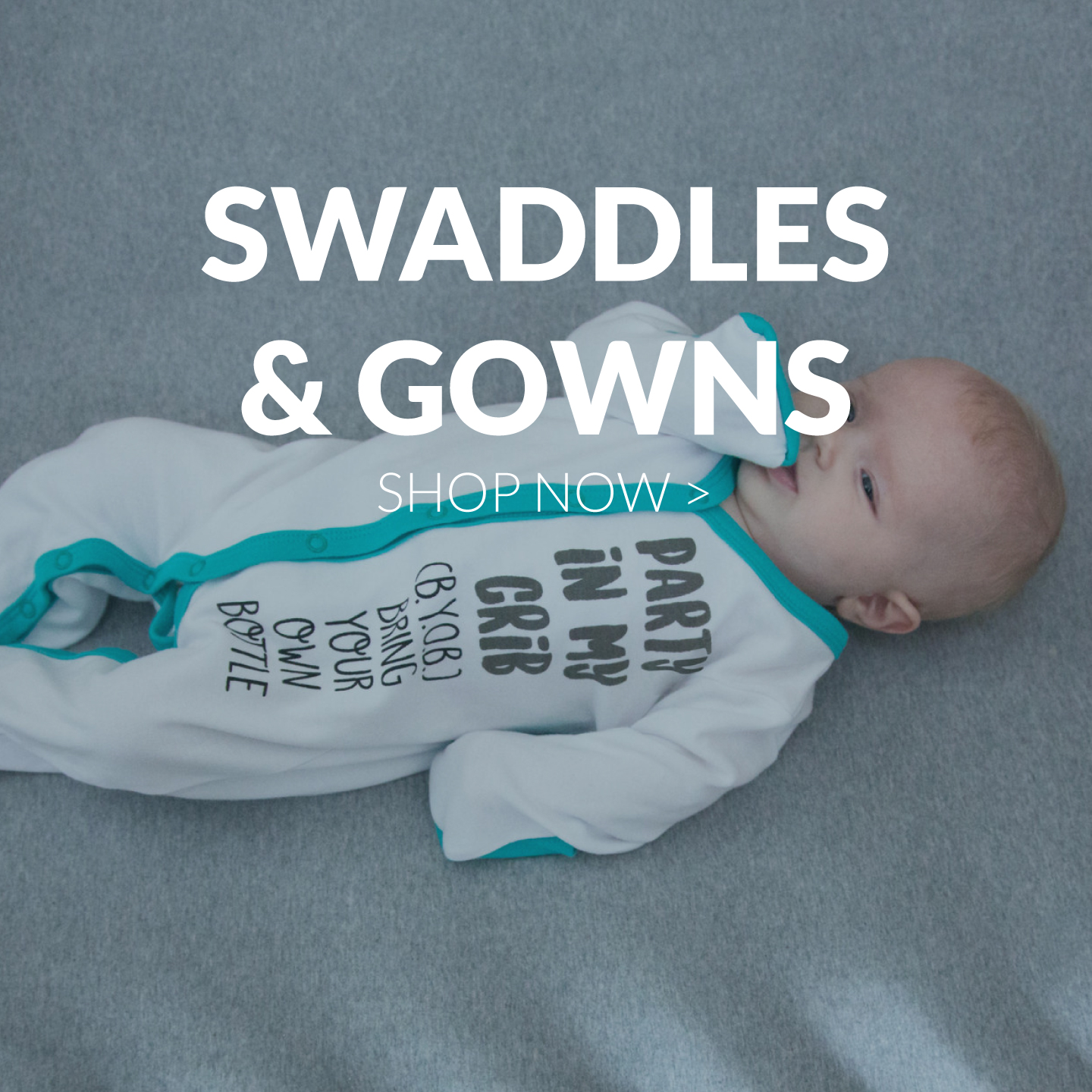 Baby - Apparel - Swaddles, Gowns & Sleep Sacks