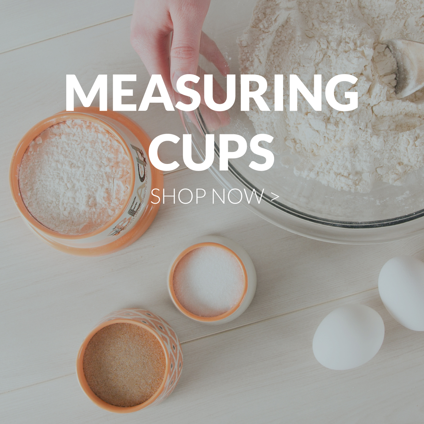 Measuring Cup, Spoon & Bowl Sets