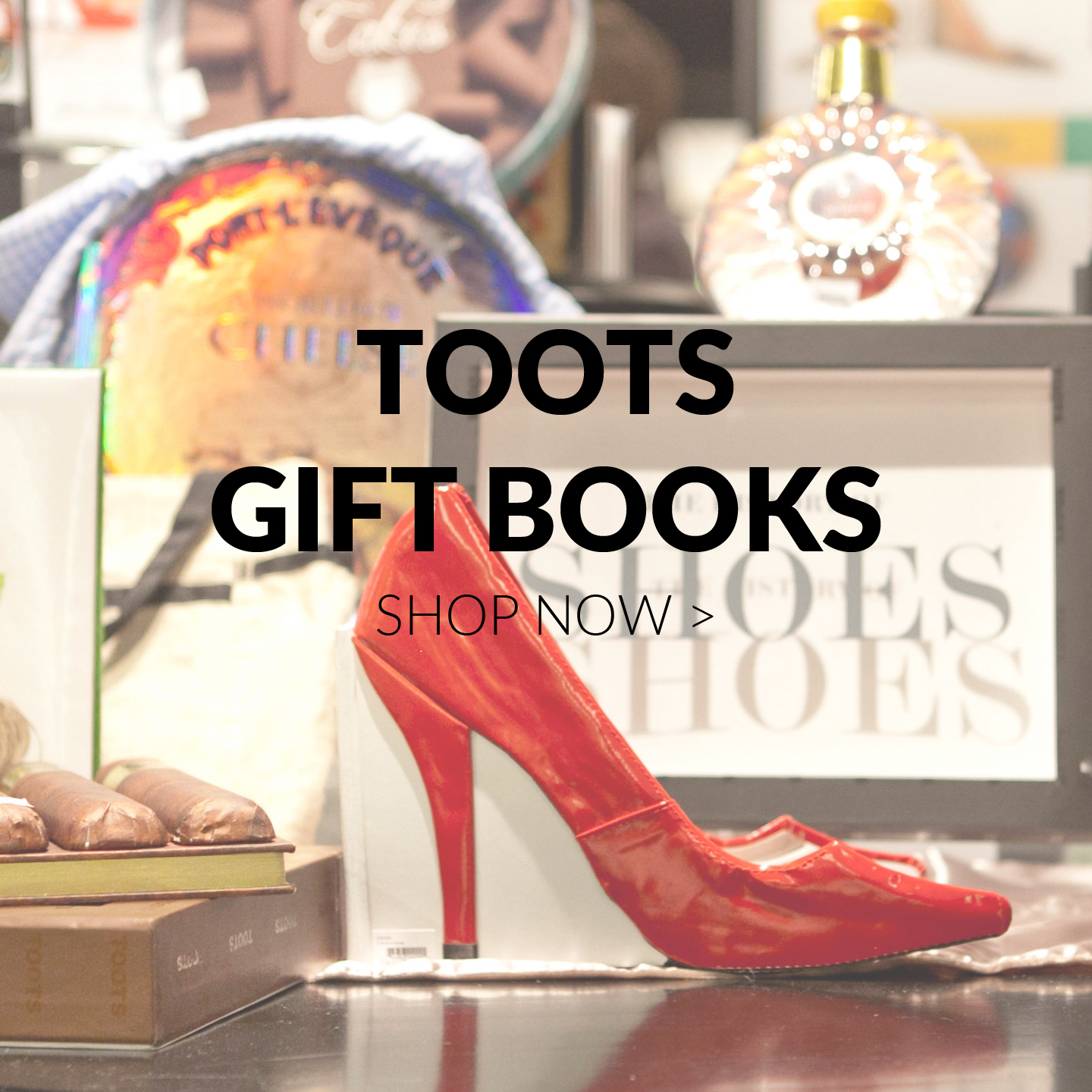 Toots Gift Books by Peter Murray