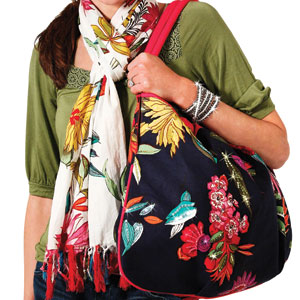 H2Z Destination Bags & Scarves