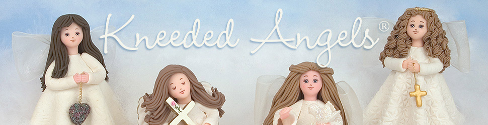 Kneeded Angels arranged items preview banner