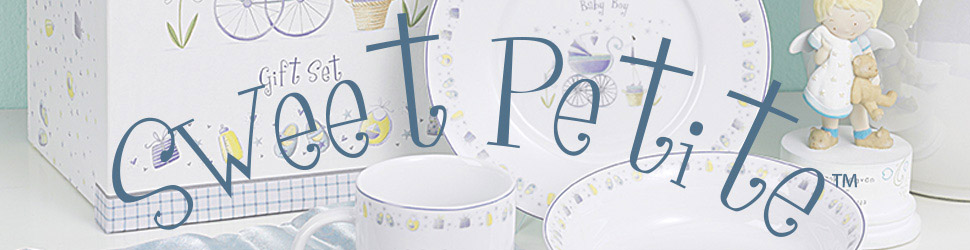 Sweet Petite arranged items preview banner