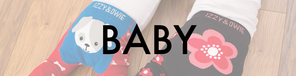 Baby arranged items preview banner