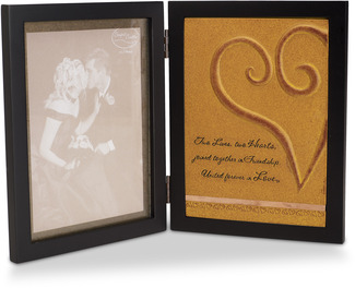 "Love by Comfort Candles - 5""x7"" Photo  Frame"