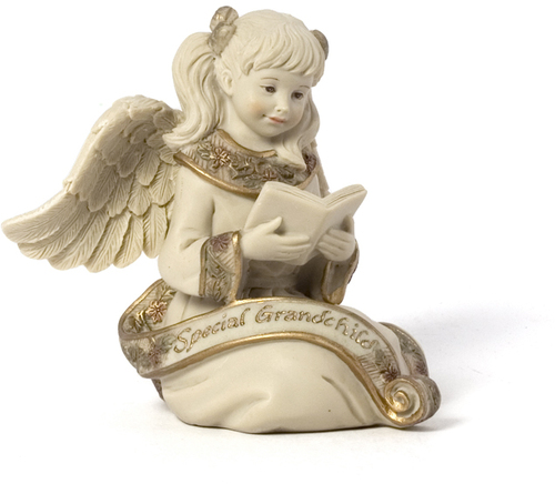 Special Grandchild Angel by Sarah's Angels - 3.5