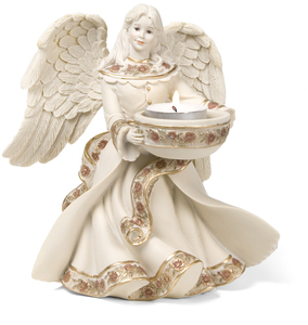 Angel Tea Light Holder by Sarah