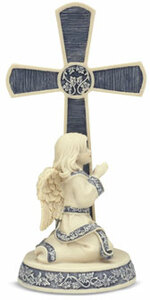 Heart of Glory Cross w/Child by Sarah