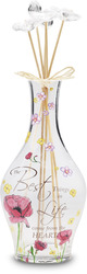 "Best Things in Life by Bonita - 6"" Reed Diffuser Set"