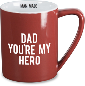 Hero Dad by Man Made - 18 oz. Mug
