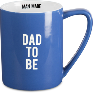 Dad To Be by Man Made - 18 oz. Mug