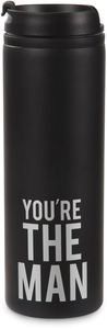 You're the Man by Man Made - 16 oz Travel Mug