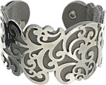Silver & Gray by H2Z Filigree Jewelry -