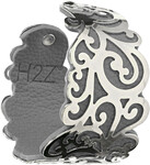 Silver & Gray by H2Z Filigree Jewelry - Interior