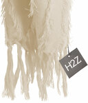Cream by H2Z Scarves - Package