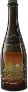 "Celebrate by Wine All The Time - 10.75"" Champagne Bottle"