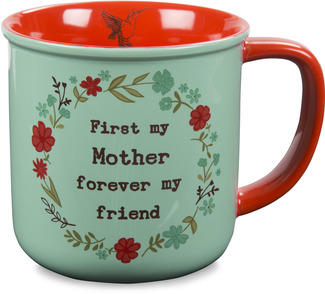 Mother by Live Simply by Amylee - 14 oz Ceramic Mug