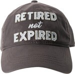 Not Expired by Retired Life -