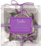 Sister Purple Flower by Reflections of You - Package