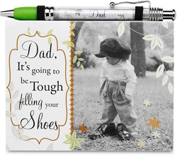 Dad by Candidly...LOL - Notepad & Banner Pen Set