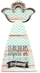 "Teacher by Radiant Reflections - 7"" Angel Plaque"