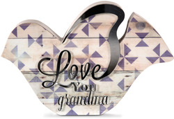 "Grandma by Radiant Reflections - 5"" Bird Plaque"