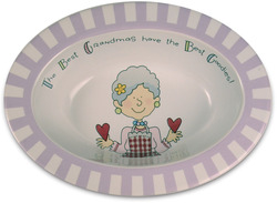 "Best Goodies by Well Seasoned - 8"" Oval Bowl"
