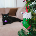 Baby's First Christmas by Blobby Cat - Scene
