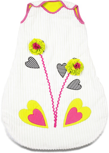 Sassy Diva by Itty Bitty & Pretty - Sleep Sack (One Size Fits All)