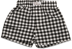 Gingham Style by Itty Bitty & Pretty - Boxer Shorts (6-12 Months)