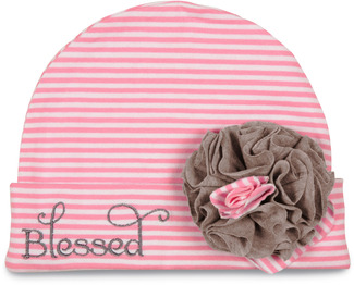 Prima Ballerina by Itty Bitty & Pretty - Blessed Baby Girl Hat (0-12 Months)