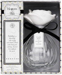 "Family by Blossom & Bliss - 5.5""x4.5"" Bottle Diffuser"