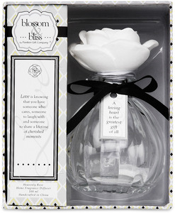 "Love by Blossom & Bliss - 5.5""x4.5"" Bottle Diffuser"