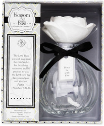 "Peace by Blossom & Bliss - 5.5""x4.5"" Bottle Diffuser"