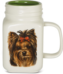 Yorkshire Terrier by Waggy Dogz - 21 oz Mug