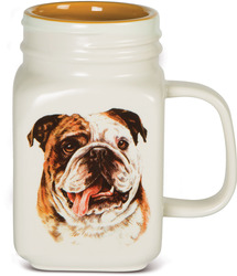Bulldog by Waggy Dogz - 21 oz Mug