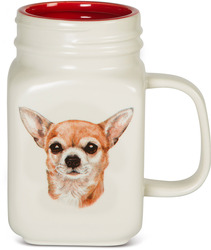 Chihuahua by Waggy Dogz - 21 oz Mug
